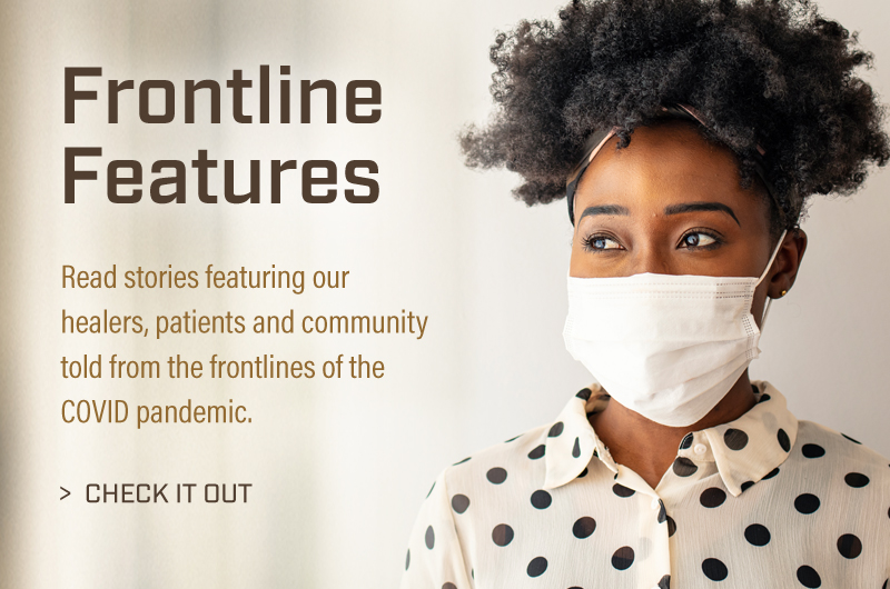Frontline Features