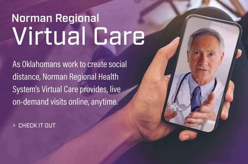 Norman Regional Virtual Care2