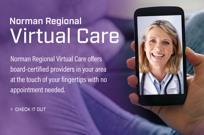 Norman Regional Virtual Care